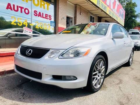 2006 Lexus GS 300 for sale at EXPORT AUTO SALES, INC. in Nashville TN