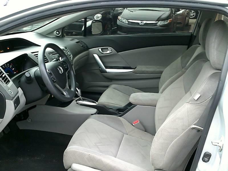 2012 Honda Civic EX 2dr Coupe 5A - Nashville TN