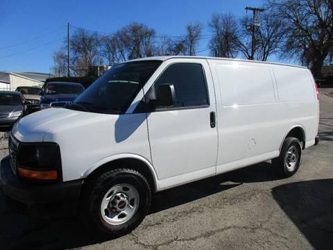 2010 GMC Savana Cargo for sale at EXPORT AUTO SALES, INC. in Nashville TN