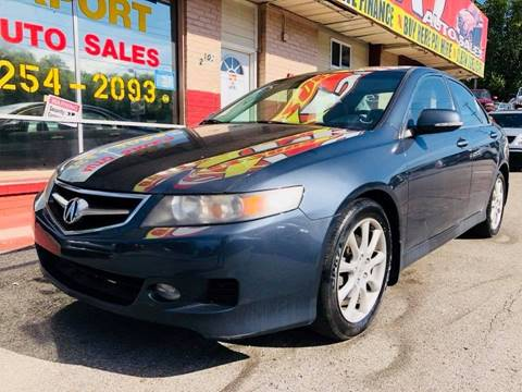 2006 Acura TSX for sale in Nashville, TN