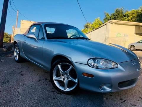 Spec Miata For Sale >> 2001 Mazda Mx 5 Miata For Sale In Nashville Tn