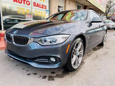 2016 BMW 4 Series for sale at EXPORT AUTO SALES, INC. in Nashville TN