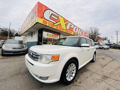 Ford Dealership Nashville Tn >> 2010 Ford Flex For Sale In Nashville Tn