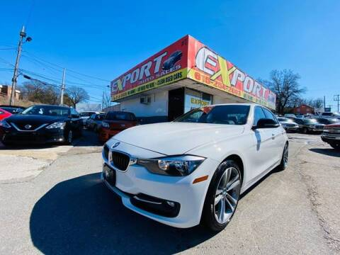 2015 BMW 3 Series for sale at EXPORT AUTO SALES, INC. in Nashville TN