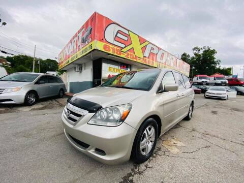 2005 Honda Odyssey for sale at EXPORT AUTO SALES, INC. in Nashville TN