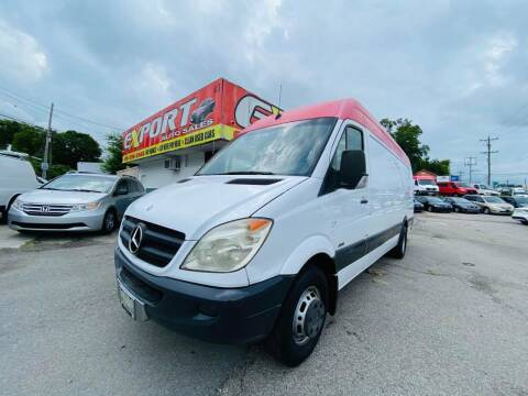 2010 Mercedes-Benz Sprinter Cargo for sale at EXPORT AUTO SALES, INC. in Nashville TN