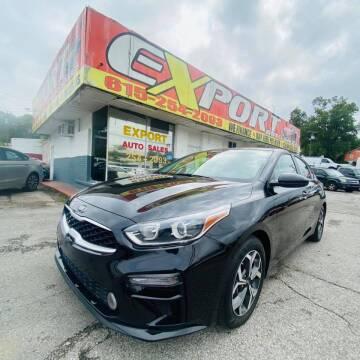 2019 Kia Forte for sale at EXPORT AUTO SALES, INC. in Nashville TN