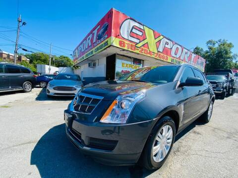 2010 Cadillac SRX for sale at EXPORT AUTO SALES, INC. in Nashville TN