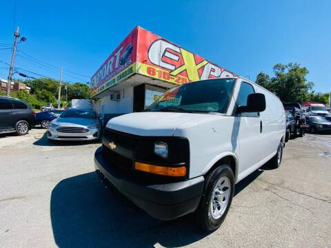 2014 Chevrolet Express Cargo for sale at EXPORT AUTO SALES, INC. in Nashville TN