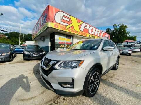 2019 Nissan Rogue for sale at EXPORT AUTO SALES, INC. in Nashville TN