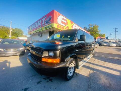 2007 Chevrolet Express Passenger for sale at EXPORT AUTO SALES, INC. in Nashville TN