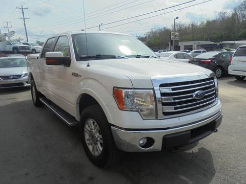 2014 Ford F-150 for sale at EXPORT AUTO SALES, INC. in Nashville TN