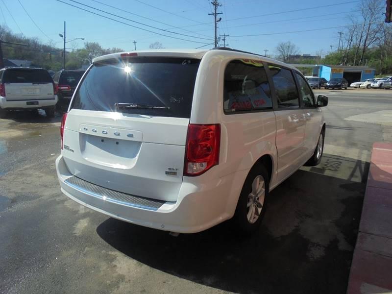 2016 Dodge Grand Caravan SXT 4dr Mini-Van - Nashville TN