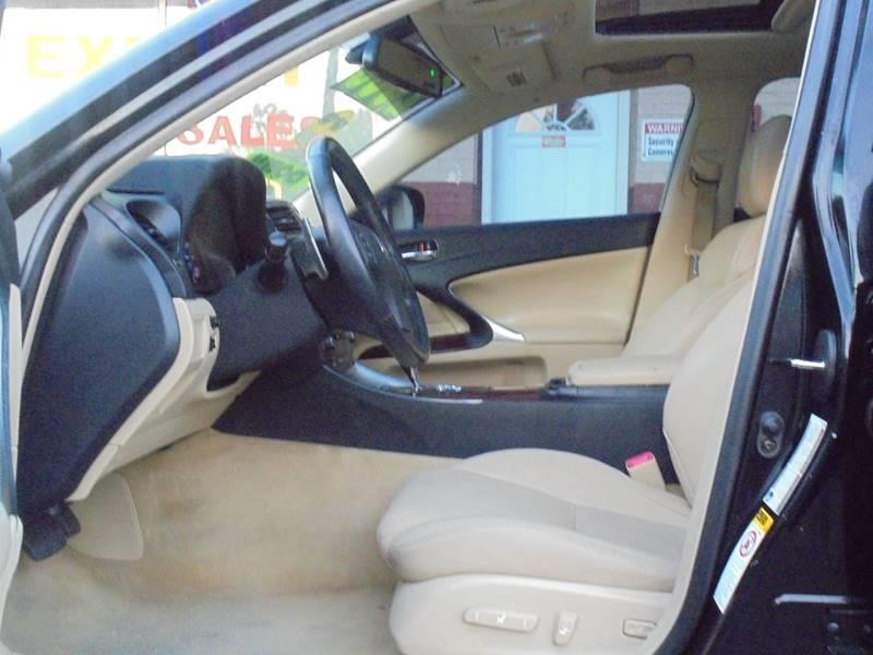 2006 Lexus IS 250 4dr Sedan w/Automatic - Nashville TN