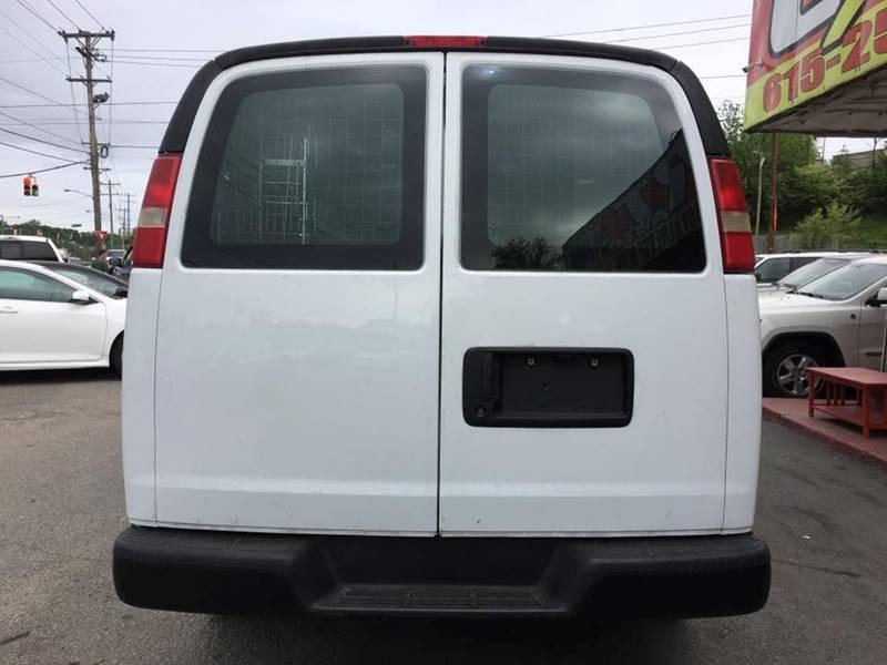 2008 Chevrolet Express Cargo 2500 3dr Cargo Van - Nashville TN