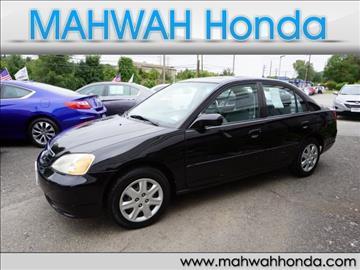 2003 Honda Civic for sale in Mahwah, NJ