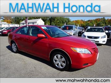 2007 Toyota Camry for sale in Mahwah, NJ