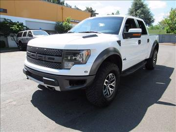 2013 Ford F-150 for sale at Platinum Motors in Portland OR
