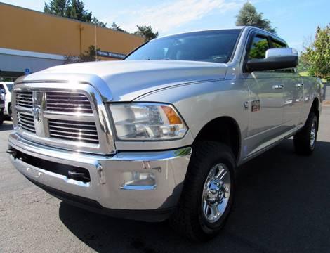 2010 Dodge Ram Pickup 3500 for sale at Platinum Motors in Portland OR