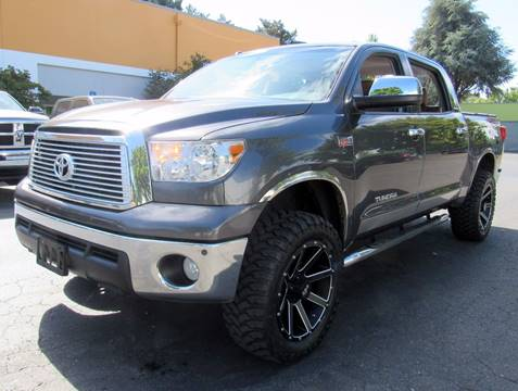 2012 Toyota Tundra for sale at Platinum Motors in Portland OR