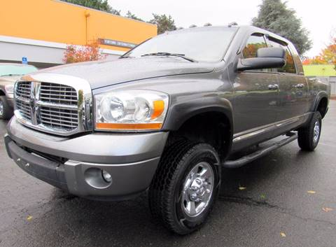 2006 Dodge Ram Pickup 3500 for sale in Portland, OR