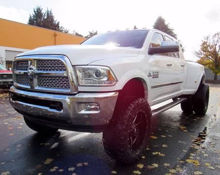 2015 RAM Ram Pickup 3500 for sale at Platinum Motors in Portland OR