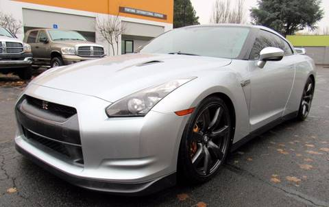 2010 Nissan GT-R for sale at Platinum Motors in Portland OR