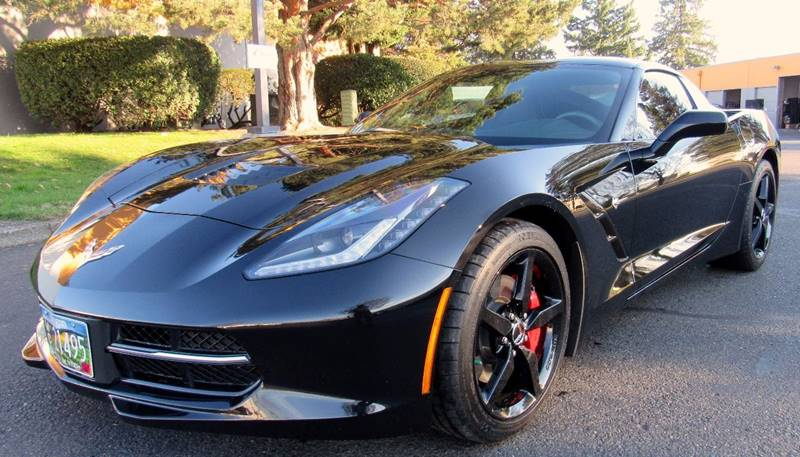 2015 Chevrolet Corvette for sale at Platinum Motors in Portland OR