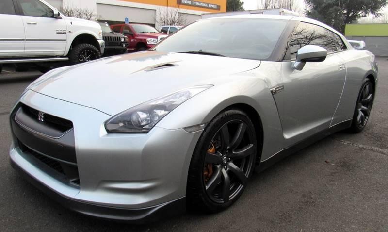 2009 Nissan GT-R for sale at Platinum Motors in Portland OR