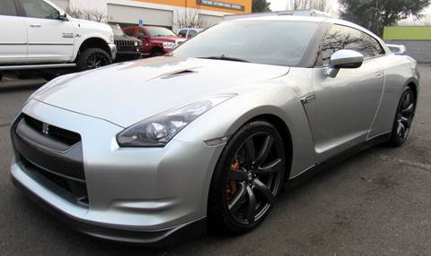 2009 Nissan GT-R for sale at Platinum Motors in Portland OR