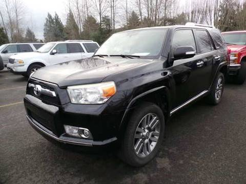2010 Toyota 4Runner for sale at Platinum Motors in Portland OR