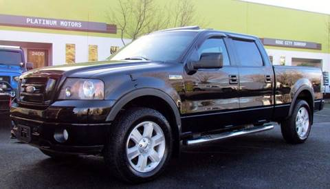 2008 Ford F-150 for sale at Platinum Motors in Portland OR