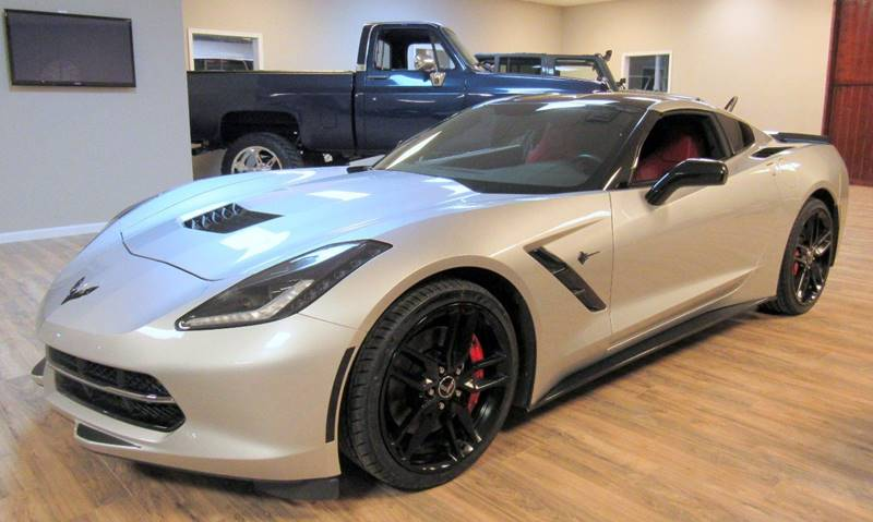 2015 Chevrolet Corvette for sale at Platinum Motors in Portland OR