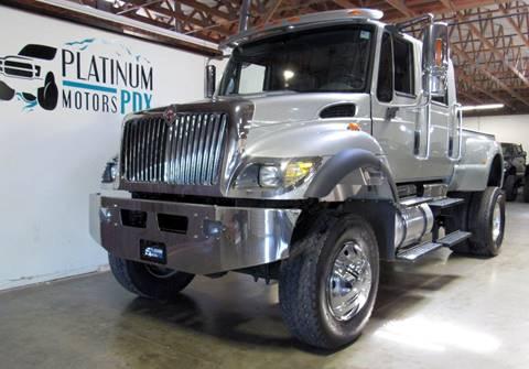 2005 International CXT for sale at Platinum Motors in Portland OR