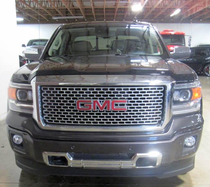 Gmc Truck Dealer In Portland Or: 2015 Gmc Sierra 1500 4x4 Denali 4dr Crew Cab 5.8 Ft. SB In