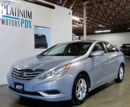 2013 Hyundai Sonata for sale in Portland, OR