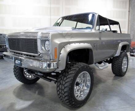 1973 GMC Jimmy for sale at Platinum Motors in Portland OR