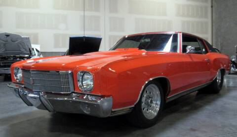1970 Chevrolet Monte Carlo for sale at Platinum Motors in Portland OR
