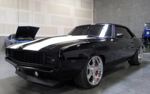 1969 Chevrolet Camaro for sale at Platinum Motors in Portland OR