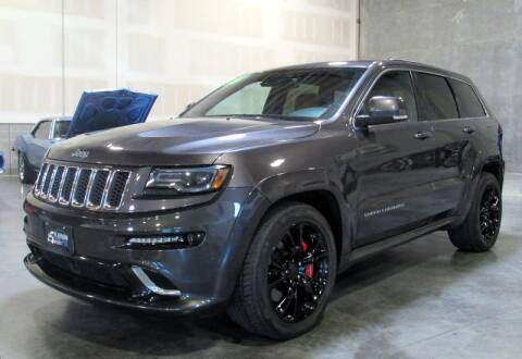 2015 Jeep Grand Cherokee for sale at Platinum Motors in Portland OR