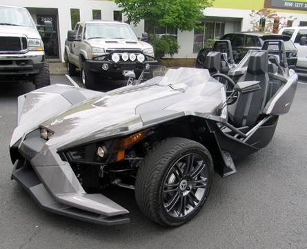 2015 Polaris Slingshot for sale at Platinum Motors in Portland OR