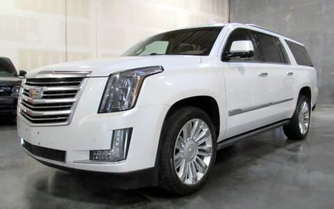 2016 Cadillac Escalade ESV for sale at Platinum Motors in Portland OR