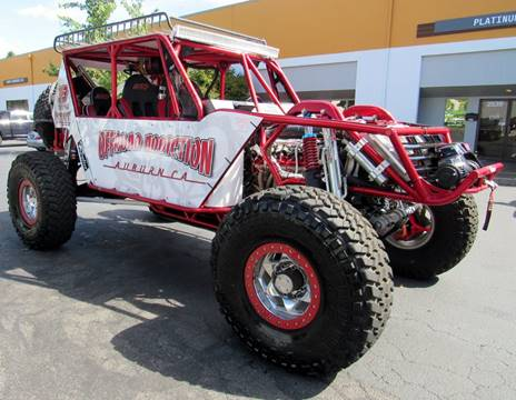 2015 CUSTOM ULTRA-4 BUGGY for sale at Platinum Motors in Portland OR