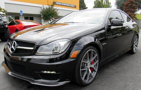 2015 Mercedes-Benz C-Class for sale at Platinum Motors in Portland OR