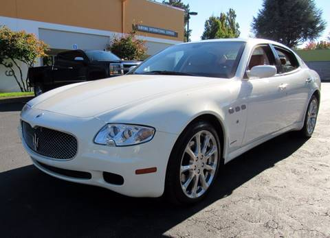 2007 Maserati Quattroporte for sale at Platinum Motors in Portland OR