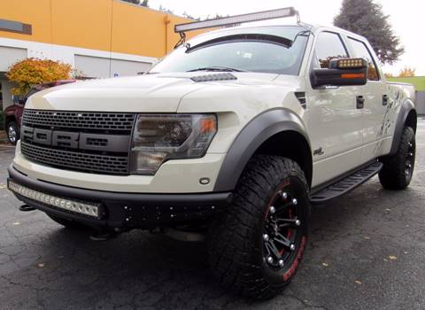 2014 Ford F-150 for sale at Platinum Motors in Portland OR