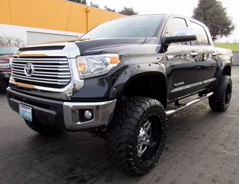 2014 Toyota Tundra for sale at Platinum Motors in Portland OR
