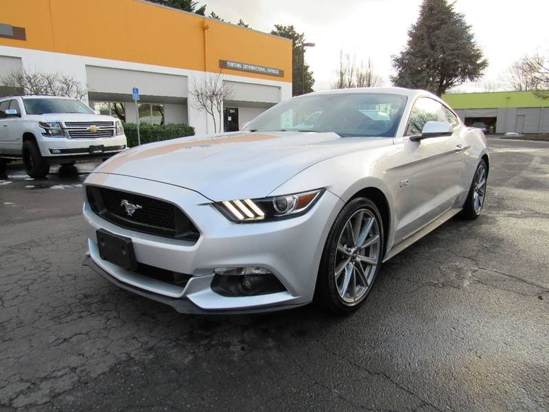 2015 Ford Mustang for sale at Platinum Motors in Portland OR