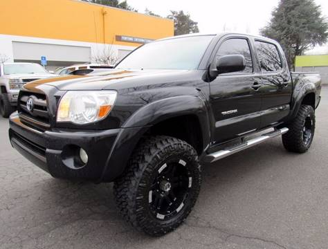 2008 Toyota Tacoma for sale at Platinum Motors in Portland OR