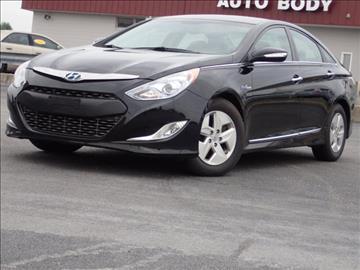 2012 Hyundai Sonata Hybrid for sale in St. Louis, MO